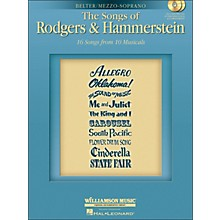 Hal Leonard The Songs Of Rodgers & Hammerstein for Mezzo-Soprano / Belter Voice