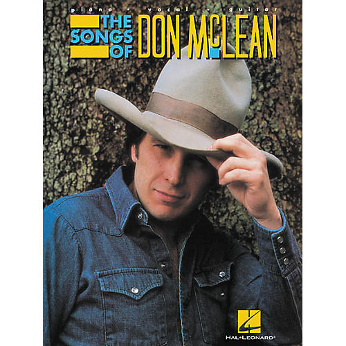 Hal Leonard The Songs of Don McLean Piano, Vocal, Guitar Songbook-thumbnail