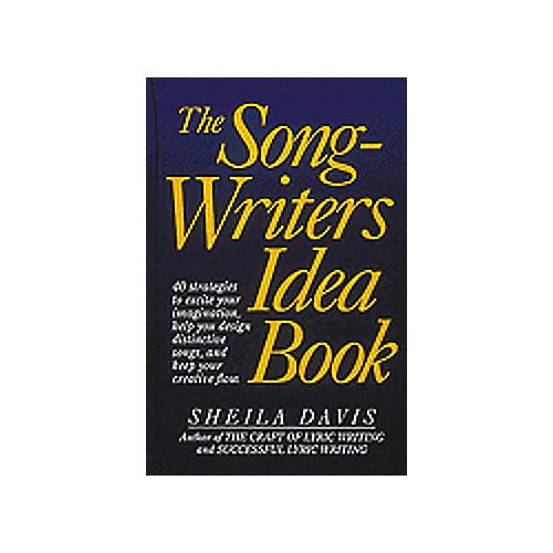 Hal Leonard The Songwriter's Idea Book