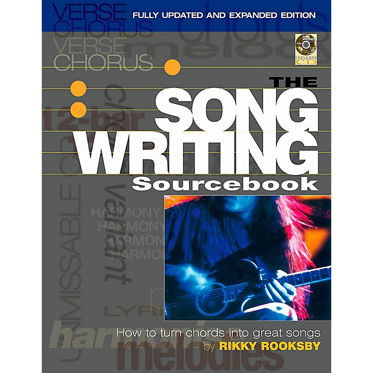 Backbeat BooksThe Songwriting Sourcebook - How to Turn Chords into Great Songs