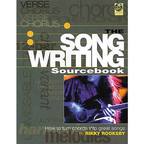 Backbeat Books The Songwriting Sourcebook