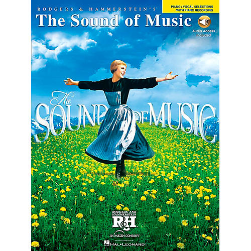 Hal Leonard The Sound Of Music - Vocal Selections With CD-thumbnail