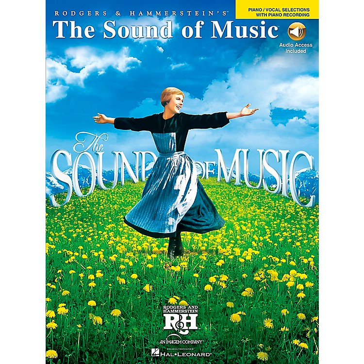 Hal Leonard The Sound Of Music - Vocal Selections With CD