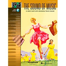 Hal Leonard The Sound Of Music Piano Duet Play-Along Volume 10 Book/CD