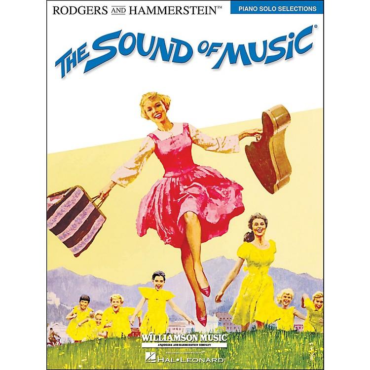 Hal LeonardThe Sound Of Music Piano Solos