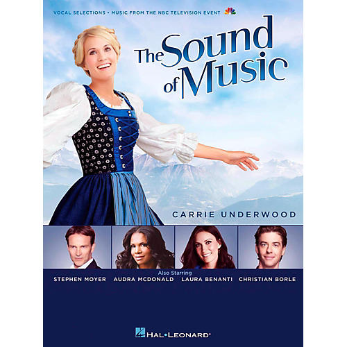 Hal Leonard The Sound Of Music Vocal Selections (2013 Television Broadcast)