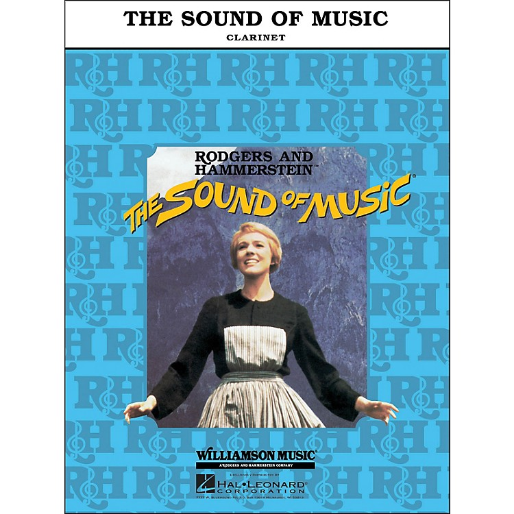 Hal Leonard The Sound Of Music for Clarinet