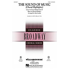 Williamson Music The Sound of Music (Choral Highlights) SSA by Julie Andrews arranged by John Leavitt