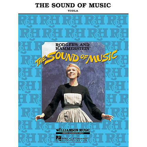 Hal Leonard The Sound of Music (Viola) Instrumental Solo Series-thumbnail