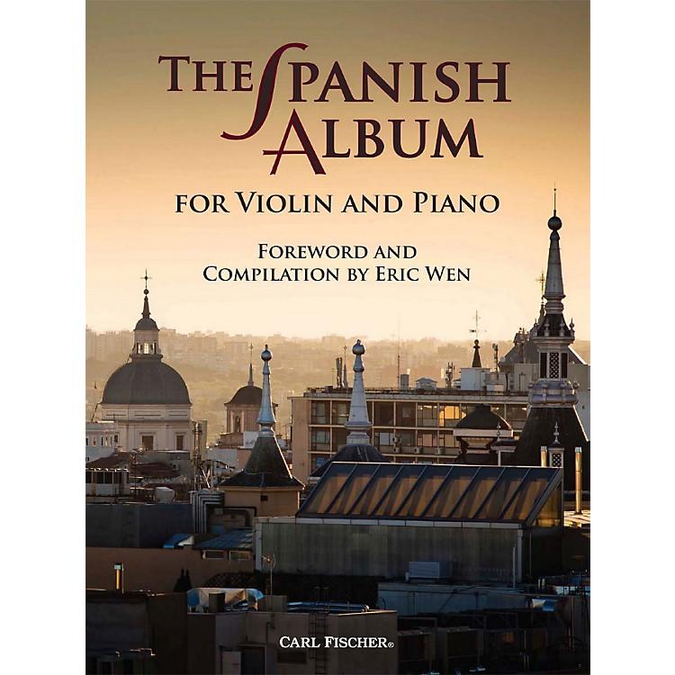 Carl FischerThe Spanish Album (Book + Sheet Music)
