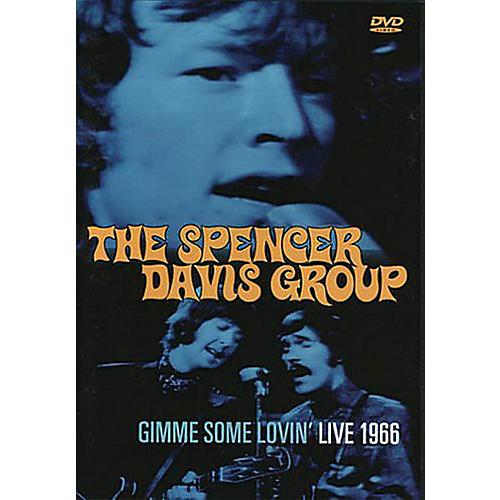 MVD The Spencer Davis Group - Gimme Some Lovin': Live 1966 Live/DVD Series DVD by Spencer Davis Group-thumbnail