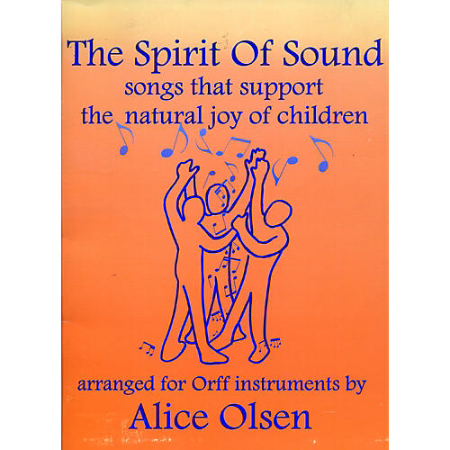 Alice Olsen Publishing The Spirit Of Sound-thumbnail