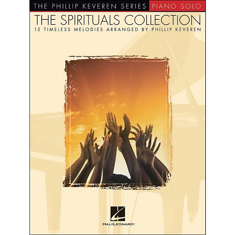 Hal LeonardThe Spirituals Collection - The Phillip Keveren Series - for Piano Solo