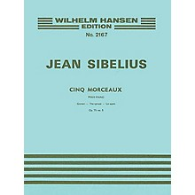 Wilhelm Hansen The Spruce (Five Pieces), Op. 75, No. 5 Music Sales America Series