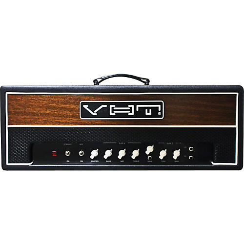 VHT The Standard 36 36W Hand-Wired Tube Guitar Amp Head