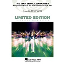 Hal Leonard The Star Spangled Banner (2004 Rose Bowl Edition) Marching Band Level 5 Arranged by John Williams