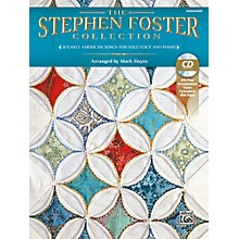 Alfred The Stephen Foster Collection Book & Acc CD Medium High