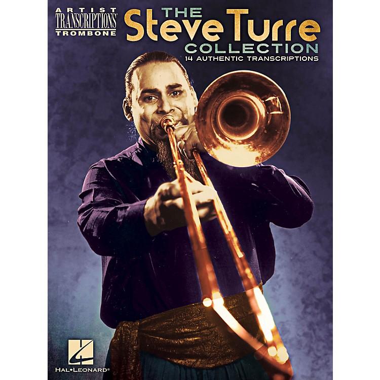 Hal LeonardThe Steve Turre Collection - Artist Transcription for Trombone