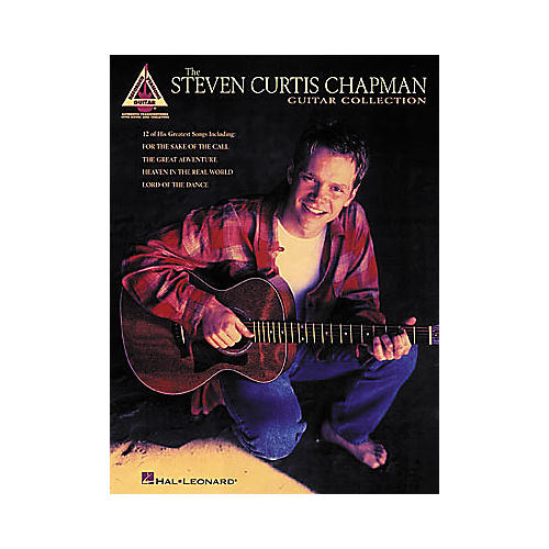 Hal Leonard The Steven Curtis Chapman Guitar Collection Tab Songbook