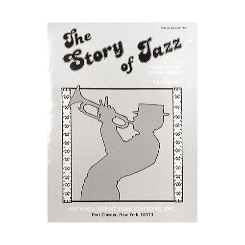 Brent Publications The Story Of Jazz