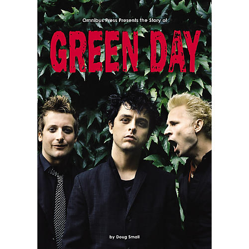 Music Sales The Story of Green Day (Book)