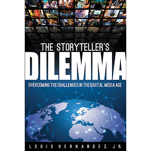 Hal Leonard The Storyteller's Dilemma Book Series Hardcover Written by Louis Hernandez Jr-thumbnail