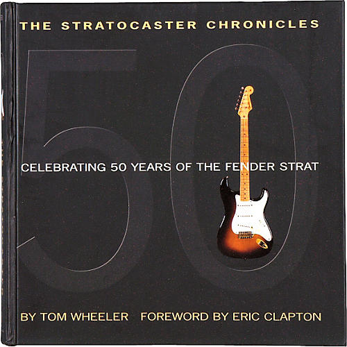 Hal Leonard The Stratocaster Chronicles (Book/CD)