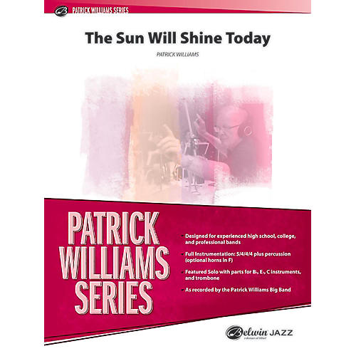 BELWIN The Sun Will Shine Today Jazz Ensemble Grade 6 (Professional / Very Advanced)-thumbnail