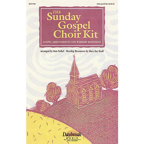 Daybreak Music The Sunday Gospel Choir Kit (SAB Collection) SA(T)B arranged by Stan Pethel-thumbnail