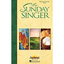 Daybreak Music The Sunday Singer (Spring/Easter 2010) Singer 10 Pak
