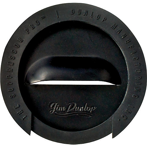 Dunlop The Suppressor Pro Sound Hole Cover 1-Hole