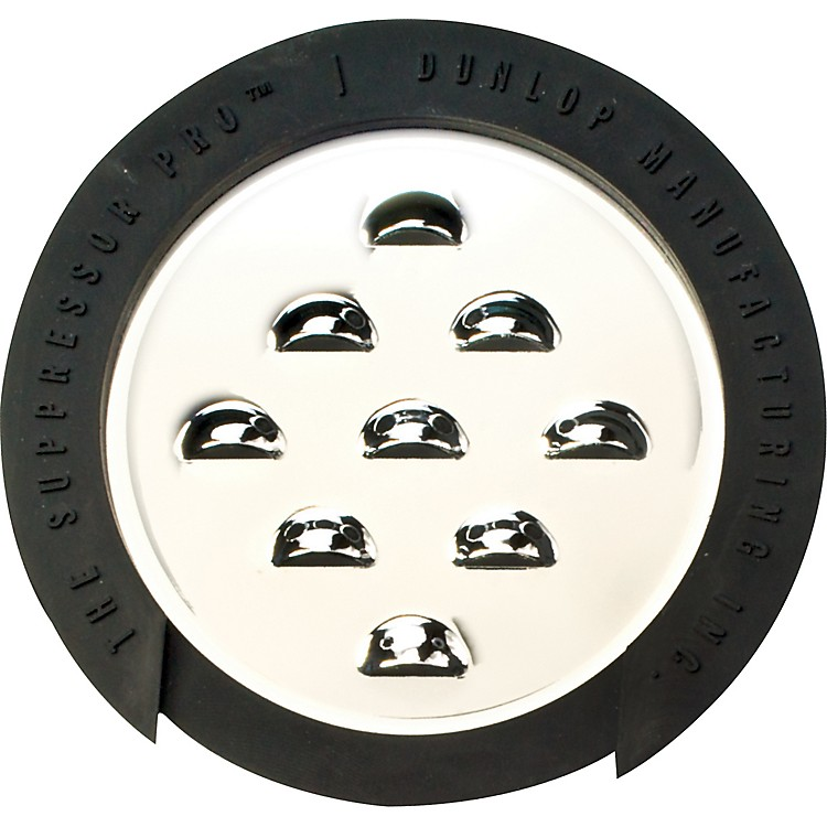 Dunlop The Suppressor Pro Sound Hole Cover 9-Hole