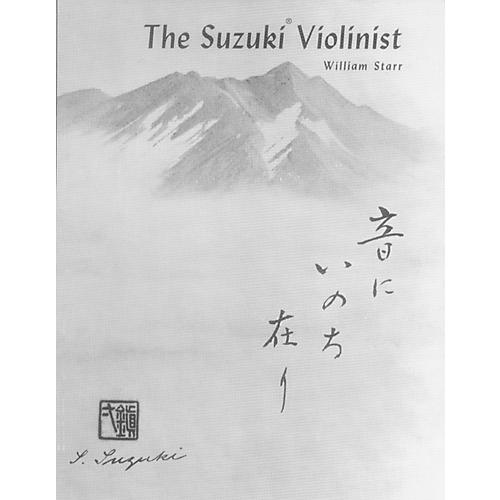 Alfred The Suzuki Violinist (Revised) Book