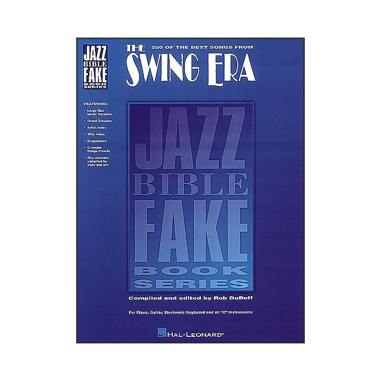 Hal LeonardThe Swing Era - Jazz Bible Series
