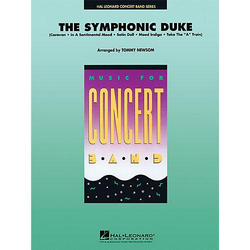 Hal Leonard The Symphonic Duke Concert Band-thumbnail
