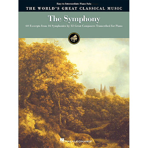 Hal Leonard The Symphony World's Greatest Classical Music Series (Easy to Intermediate)