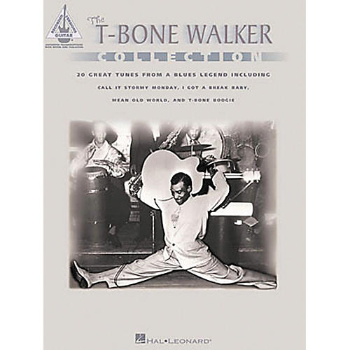 Hal Leonard The T-Bone Walker Collection Guitar Tab Songbook