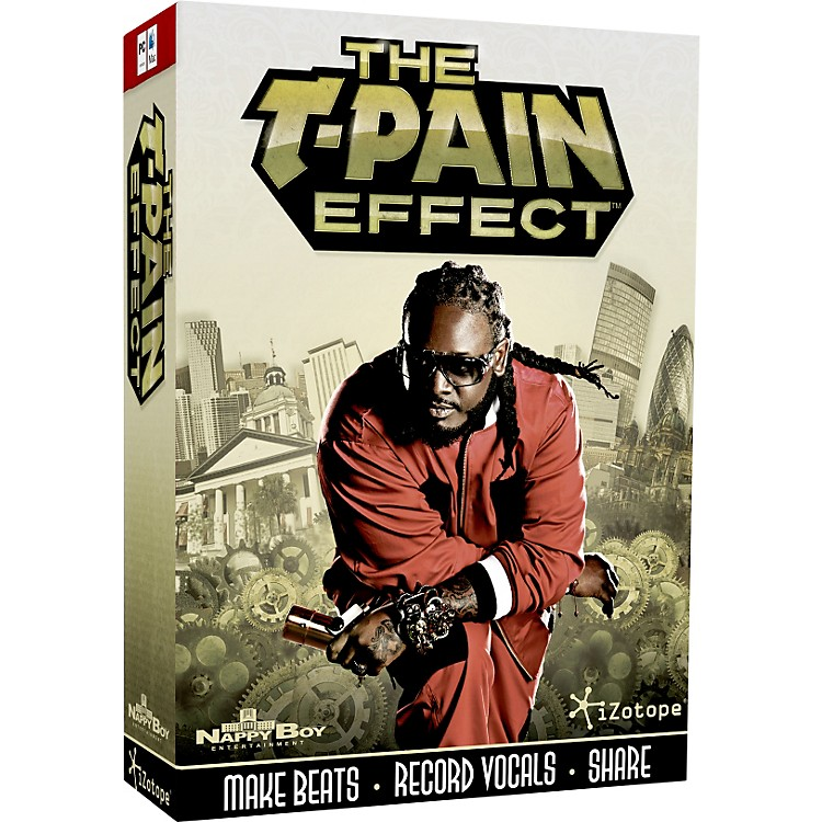 iZotope The T-Pain Effect