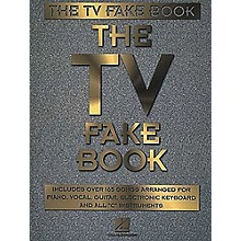 Hal Leonard The TV Fake Book Piano/Vocal/Guitar Songbook