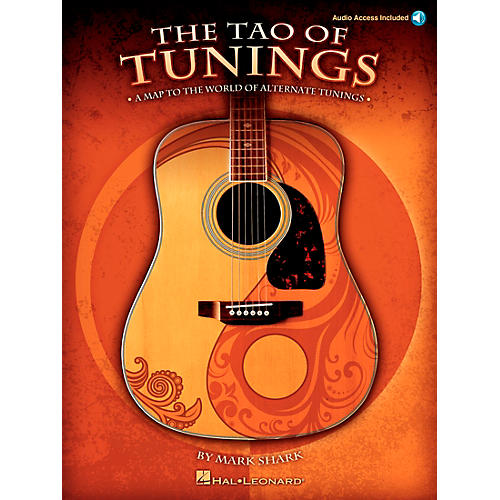 Hal Leonard The Tao of Tunings - A Map to the World of Alternate Tunings (Book/CD)