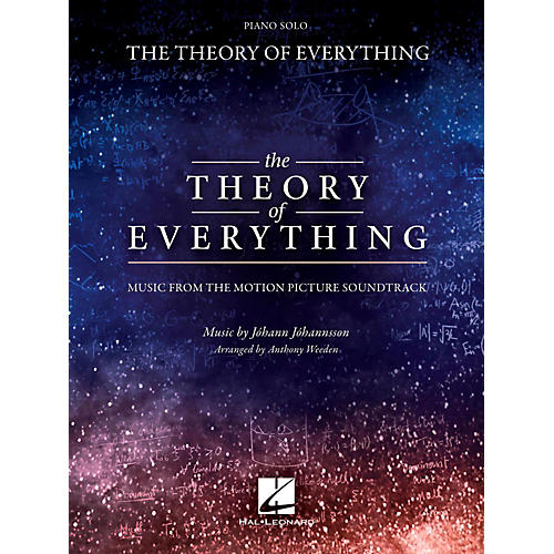 Hal Leonard The Theory of Everything - Music From The Motion Picture Soundtrack-thumbnail