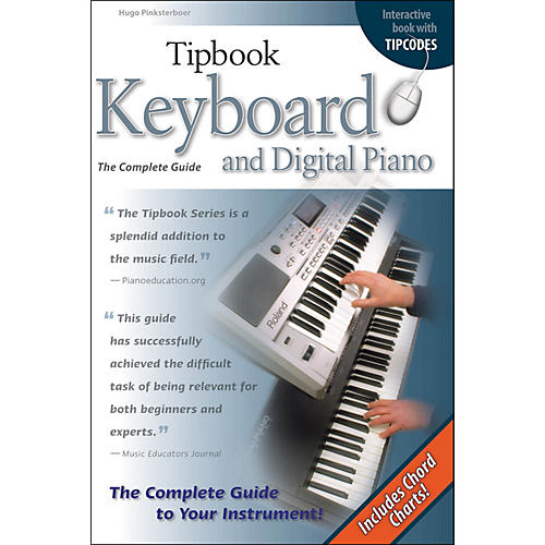 Hal Leonard The Tipbook Series - Keyboard & Digital Piano