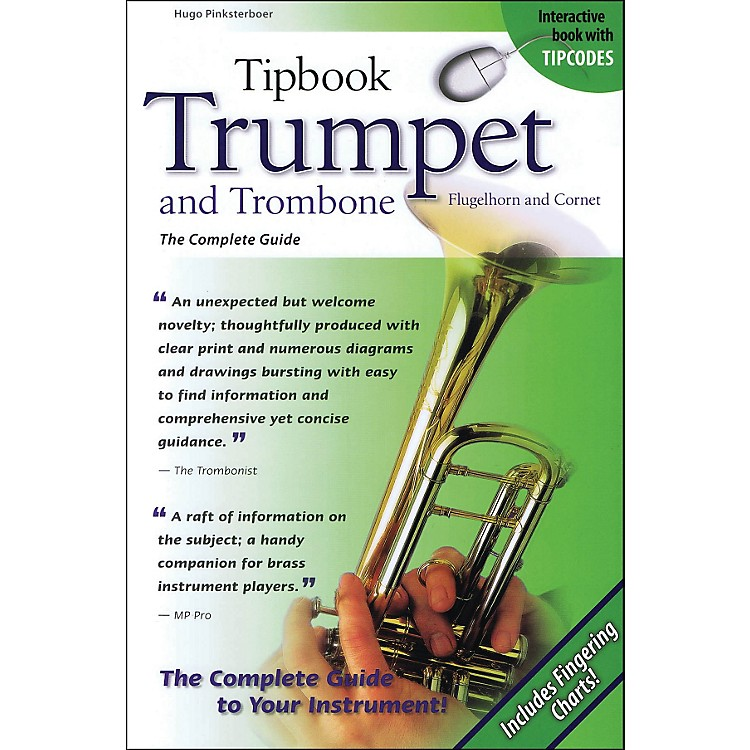 Hal Leonard The Tipbook Series - Trumpet & Trombone