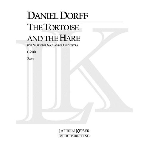Lauren Keiser Music Publishing The Tortoise and the Hare (for String Orchestra) LKM Music Series Composed by Daniel Dorff-thumbnail