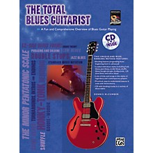 Alfred The Total Blues Guitarist Book and CD