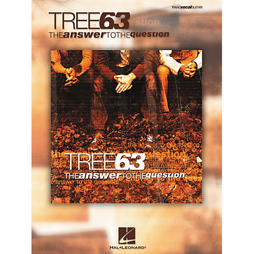 Hal Leonard The Tree63 Piano/Vocal/Guitar Songbook
