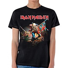 Iron Maiden The Trooper T-Shirt X-Large