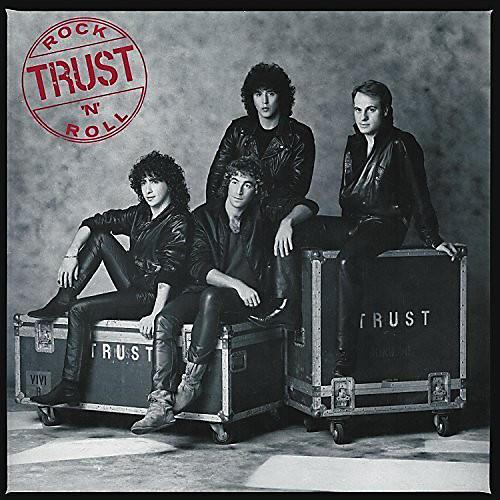 Alliance The Trust - Rock N Roll