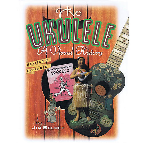 Backbeat Books The Ukulele (A Visual History) Book Series Written by Jim Beloff-thumbnail