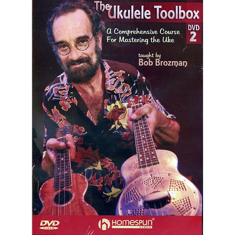 HomespunThe Ukulele Toolbox DVD 2